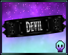 Chrome Devil Collar M