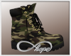 Camo AG Boots Brass