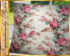 I~Pink Roses Pillow