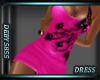 DY* BF Joyce Dress Pink
