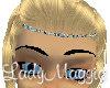 Silver & Opal Headdress