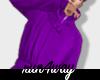 rw l Purple Trench Coat