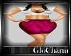 Glo* CountrySkirt~Pink