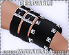[MT] Belted Cuff Brace L