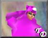 Tiny Pink Gummy Bear