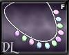 {DL} Mini Eggs Necklace