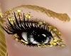 Eyes makeup glitter ANI