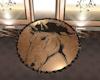 saloon 3 round horse rug