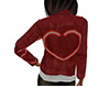 Hearts Leather Jacket F