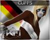 +KM+ Clydesdale Cuffs MF