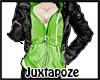Lime Hoody + Jacket