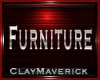 CM! Furniture Logo