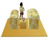 Animated Massage Table