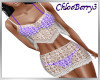 Taylor Beachwear Purple