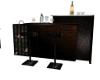 Dark Elegant Mini Bar