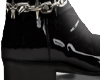 chained boots