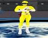 Yellow Ranger Helmet M