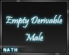 N|Empty Male DRV