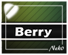 *NK* Berry (Sign)