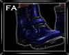 (FA)Boots Blue