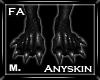 (FA)AS Claw Feet M.