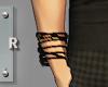 Black Wrist Wraps