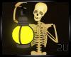 2u Skeleton Lantern