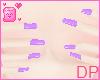 [DP] Long Purple Nails
