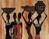 Tribal Waterpots ART