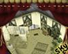 Victorian Grunge Room