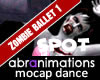 Zombie Ballet 1 Spot