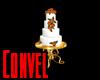 BO White Wedd Cake