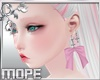 Pink Cute Bow Single
