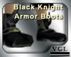 BK Boots Armor Black