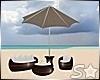 S* Patio Set & Umbrella