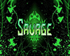 💀| Savage Background