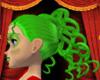 Medusa in Emerald