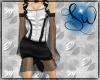 [SW] Tux Dress Silver