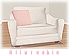 A* Blush Xmas Chair