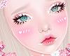 d. cute blush