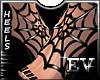 EV WeBBed Wench Heels