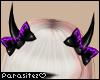 P|Goo horns
