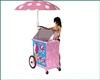 Ice Cream Cart animated
