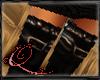 !Q Boots Leather Black