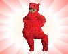 Red gummy bear