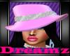 DanceHall Pink Hat