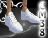 [C]White Casual Shoes