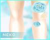 [HIME] Coral Leg Roses