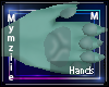M  Cancer Hands