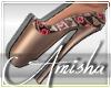 AMI Ethnic Gril Heels